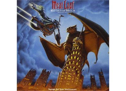 060257719777 Virgin  Meat Loaf Bat Out of Hell II - Back Into Hell(2LP)