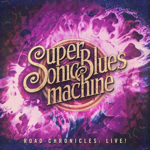 0819873019428 ADA  Supersonic Blues Machine Road Chronicles: Live! (2LP)