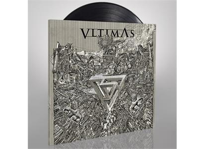 SOM500LP Season of Mist  Vltimas Something Wicked Marches In (LP)