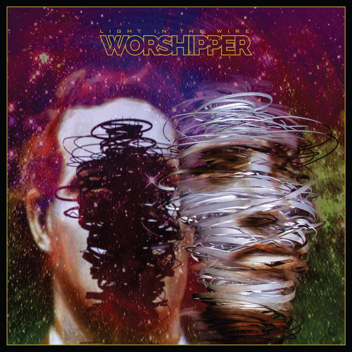 TPE902121 Tee Pee  Worshipper Light In The Wire (LP)