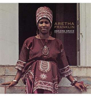 Aretha Franklin Amazing Grace: The Complete Rec. (4LP)