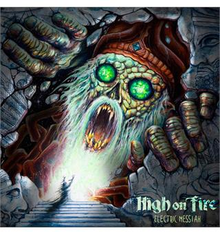 High On Fire Electric Messiah - Picture Disc (2LP)