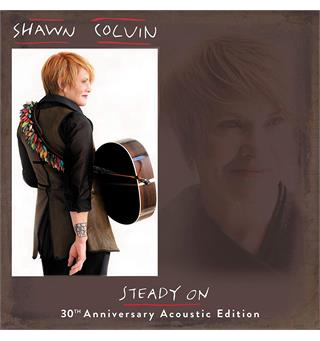 Shawn Colvin Steady On - 30th Anniversary... (LP)