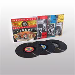 The Rolling Stones Rock and Roll Circus (3LP)