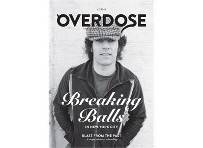 OVERDOSE#2/2016 Acdcmachine.com  AC/DC - Overdose Magasin #2 / 2016 - International Fanzine (MAG)