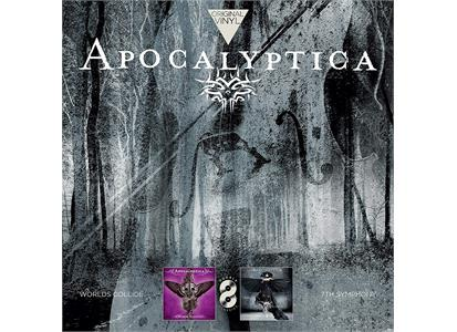 0190759381311 Sony  Apocalyptica Worlds Collide + 7th Symphony (2LP)