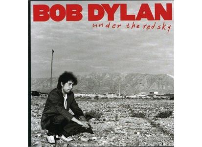 0190758469416 Columbia  Bob Dylan Under The Red Sky (LP)