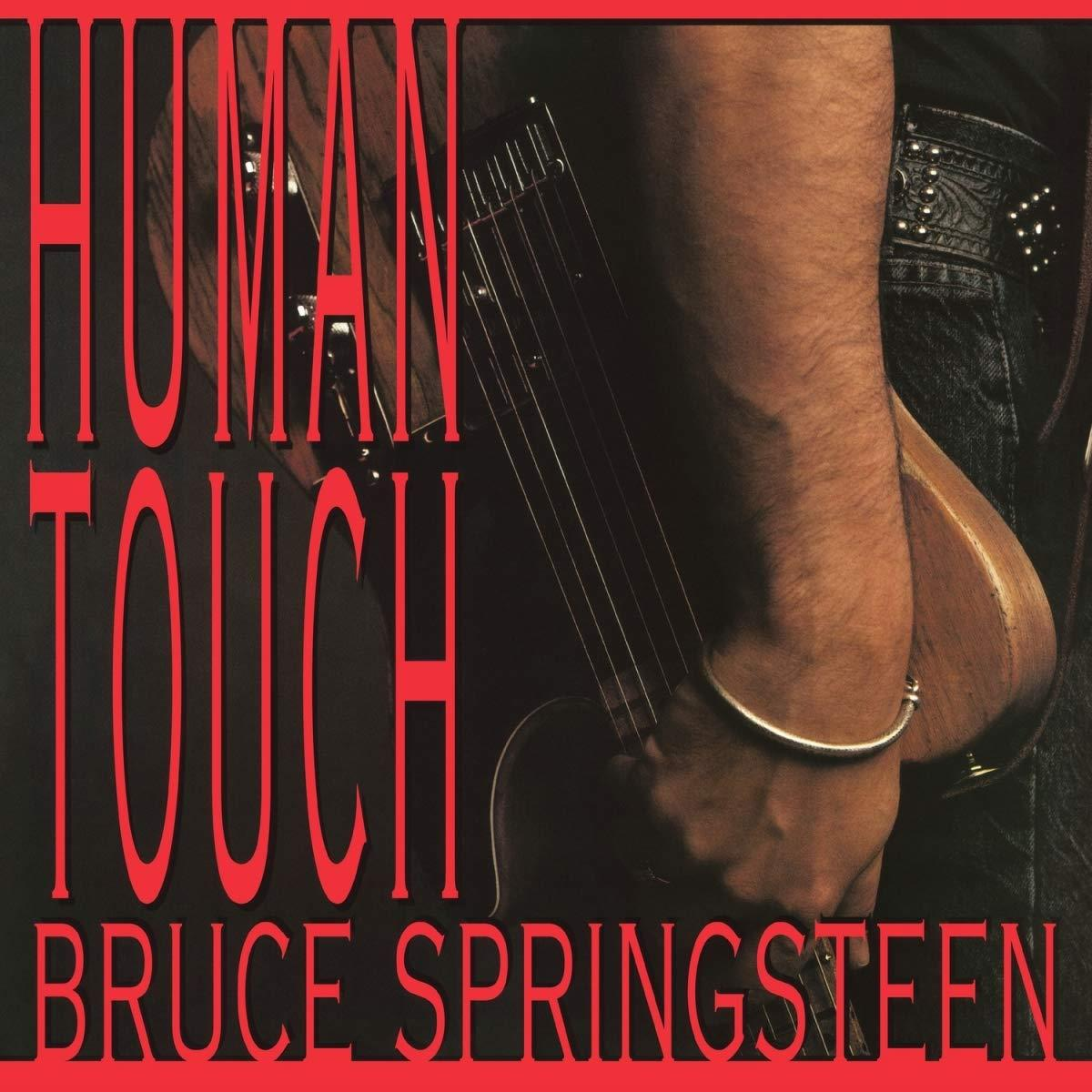 0889854601416 Columbia  Bruce Springsteen Human Touch (2LP)