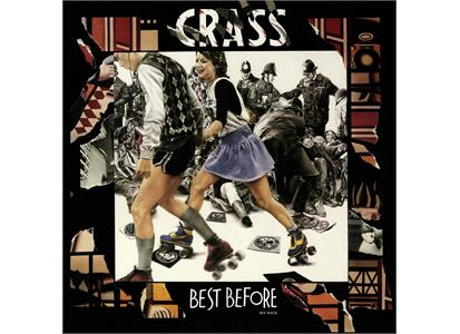 5R One Little Indian  Crass Best Before 1984 (2LP)