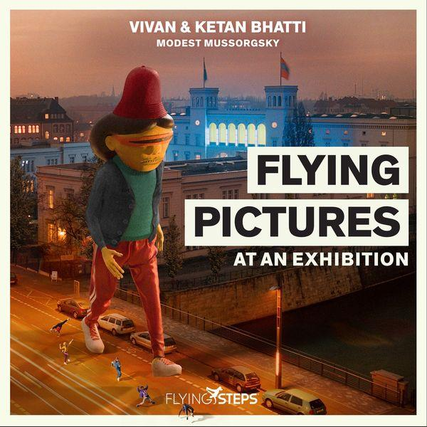 0190759369715 Sony  Flying Steps Flying Pictures At an Exhibition (LP)