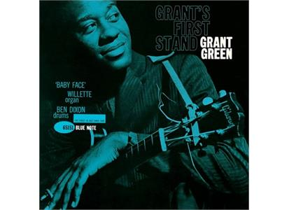 0602577450617 Blue Note  Grant Green Grant's First Stand - Blue Note 80 (LP)