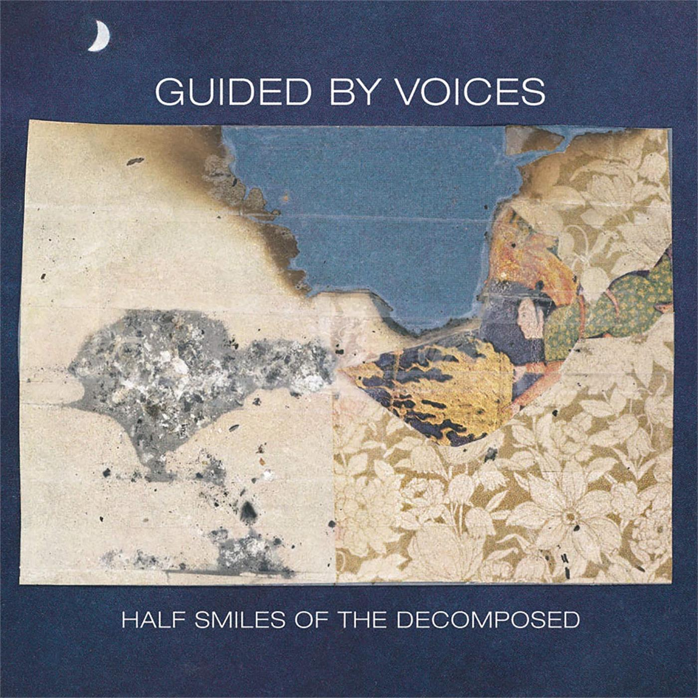 OLE612LP Matador  Guided By Voices Half Smiles Of The Decomposed (LP)