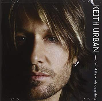 0602567586432 Capitol  Keith Urban Love Pain & The Whole Crazy Thing (2LP)