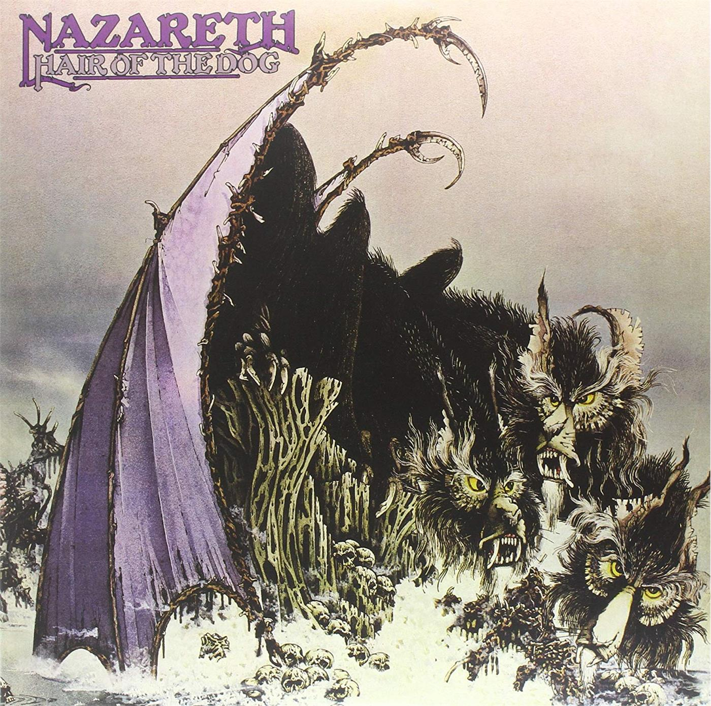 Nazareth Hair Of The Dog Lp Bigdipper