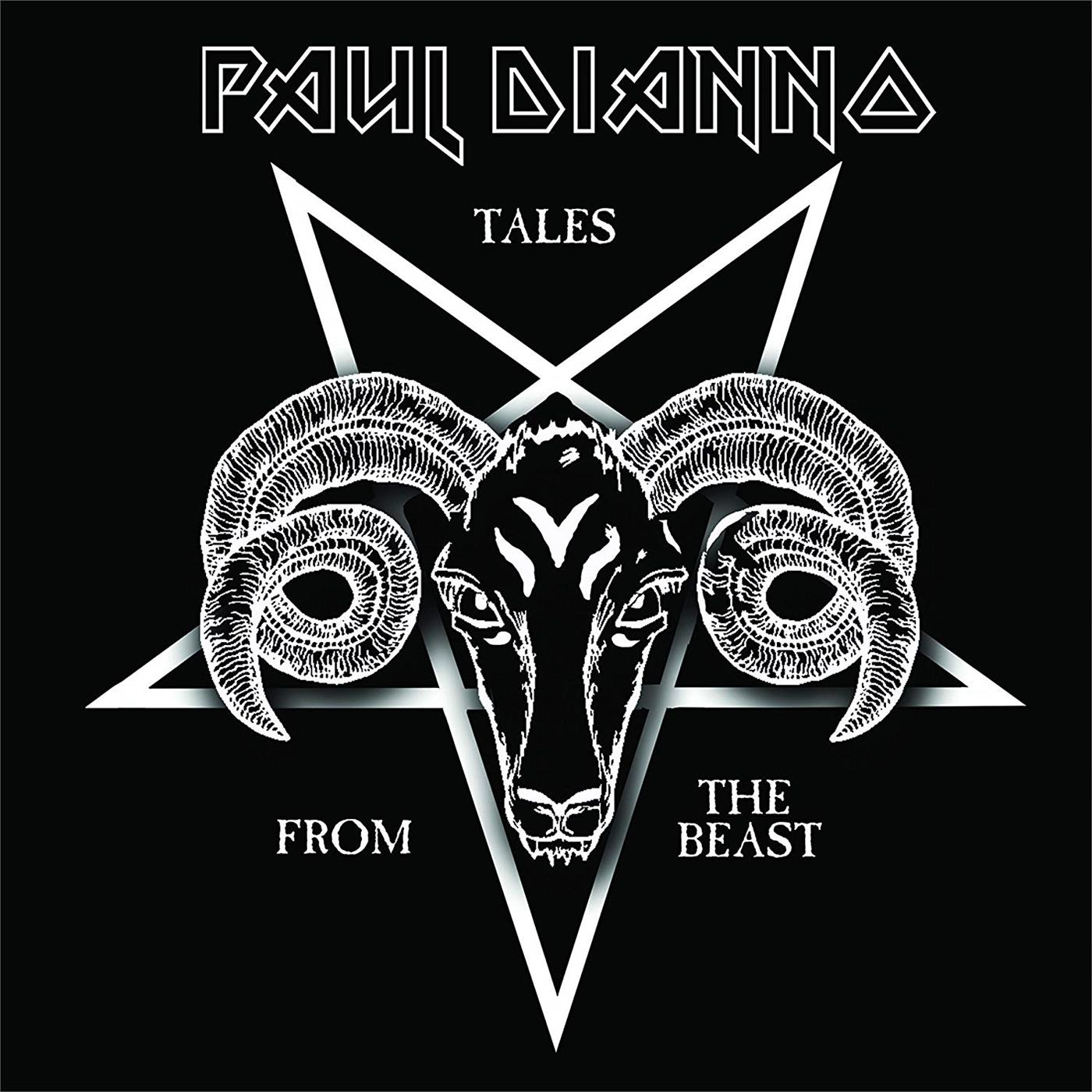 CLOLP1375 Cleopatra  Paul DiAnno Tales From The Beast (LP)