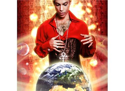 19075 910541 Legacy  Prince Planet Earth (LP)