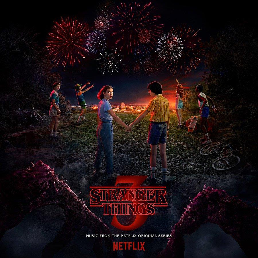 "0190759475416 Legacy  Soundtrack Stranger Things - Season 3 (2LP+7"")"