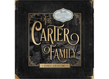 RVRC101819.1 Reviver Records  The Carter Family Across Generations (LP)
