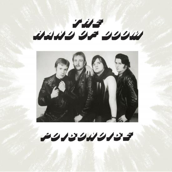 OTD002 On The Dole  The Hand Of Doom Poisonoise (LP)