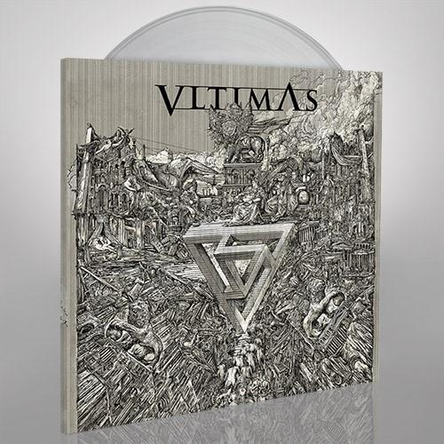 SOM500LPCT Season of Mist  Vltimas Something Wicked Marches In (LP - LTD)