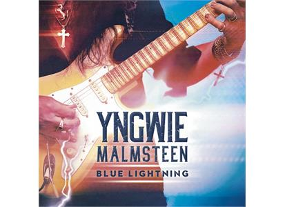 0819873018346 ADA UK  Yngwie Malmsteen Blue Lightning (2LP)