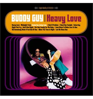 Buddy Guy Heavy Love (2LP)