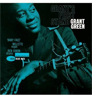 Grant Green Grant's First Stand - Blue Note 80 (LP)