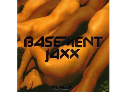 XLLP 129 XL Recordings  Basement Jaxx Remedy (LP)