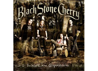 MOVLP2431 Music on Vinyl  Black Stone Cherry Folklore and Superstition (2LP)