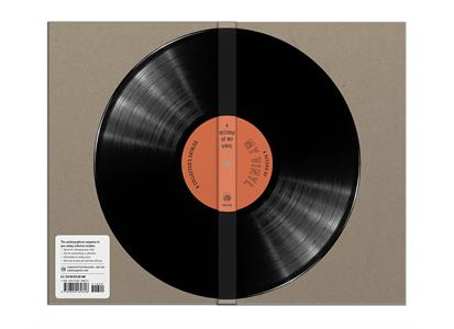 CKPO89606   Bok A Record of My Vinyl (LP)