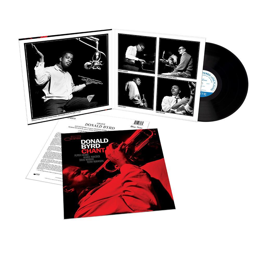 0602577661365 Blue Note  Donald Byrd Chant - Tone Poet Edition (LP)