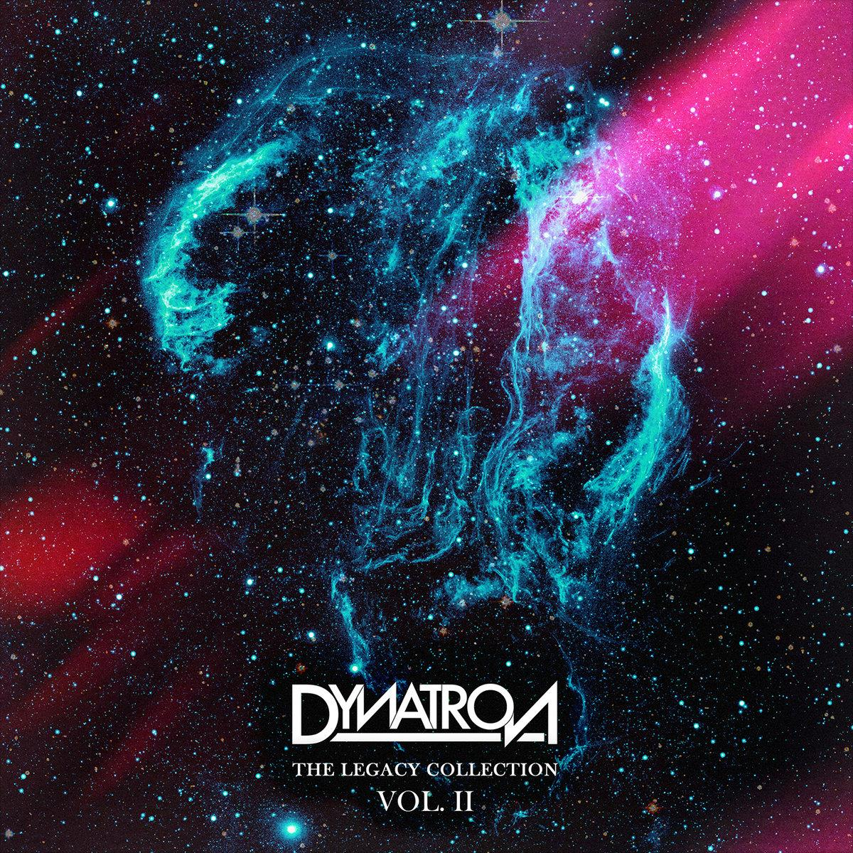 BLOOD232 Blood Music  Dynatron Legacy Collection Vol. 2 (LP)