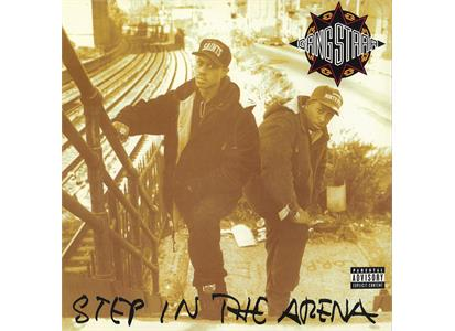 B003001301 Virgin  Gang Starr Step in the Arena (2LP)