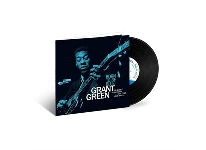 0602577868443 Blue Note  Grant Green Born To Be Blue - Tone Poet Edition (LP)