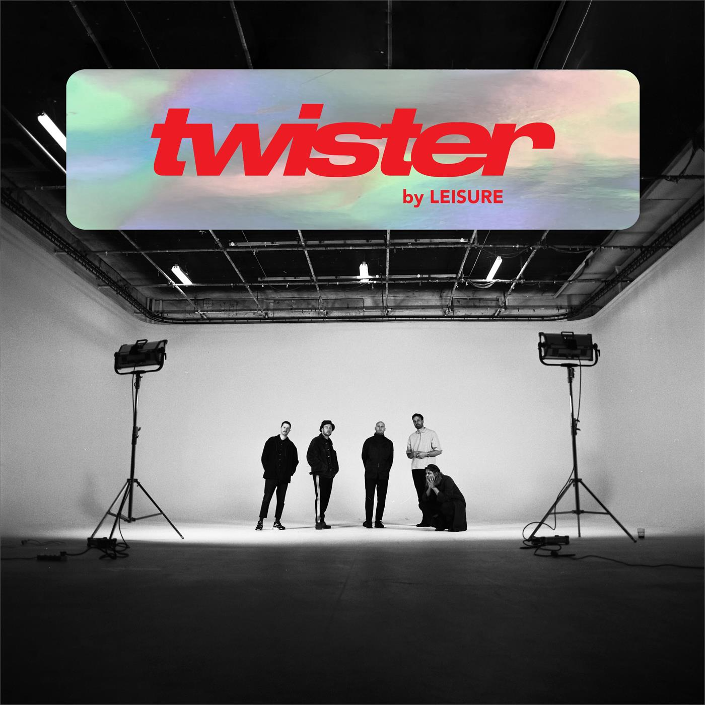 0067003120319 Nettwerk  Leisure Twister (LP)