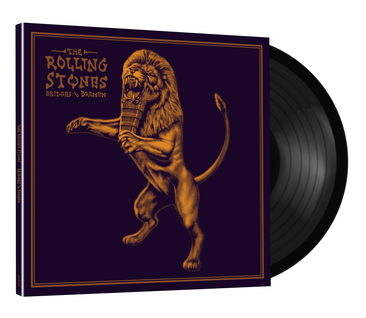 5034504169821 Eagle Rock  The Rolling Stones Bridges To Bremen (3LP)