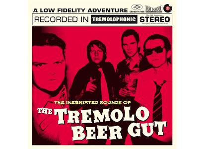 FROG0151 Crunchy Frog  Tremolo Beer Gut The Inebriated Sounds of (LP)