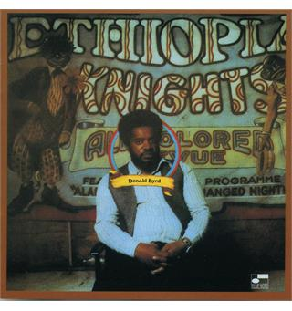 Donald Byrd Ethiopian Knights - Blue Note 80 (LP)