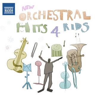Meg Og Kammeraten Min New Orchestral Hits 4 Kids (LP)