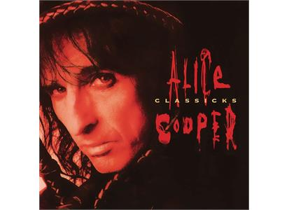 MOVLP2324 Music on Vinyl  Alice Cooper Classicks - LTD (2LP)