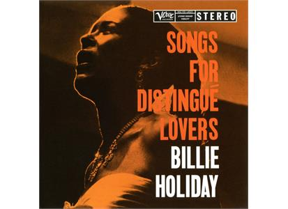 060257708966 Verve  Billie Holiday Songs For Distingue Lovers (LP)