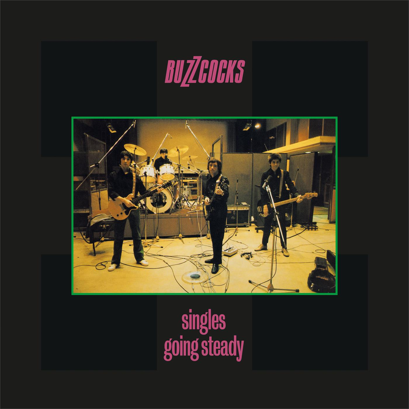 REWIGLP129X Domino  Buzzcocks Singles Going Steady - LTD (LP)