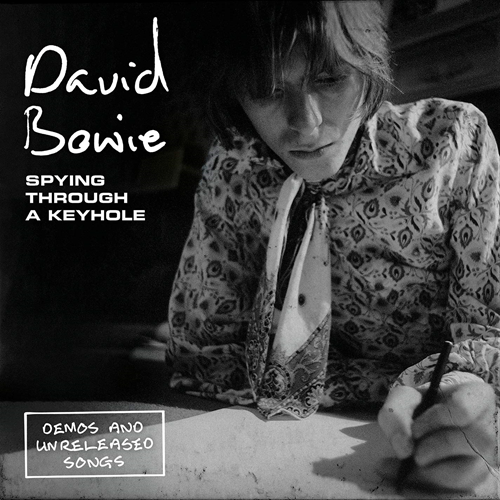 "0190295495084 Parlophone  David Bowie Spying Through A Keyhole (4x7"")"