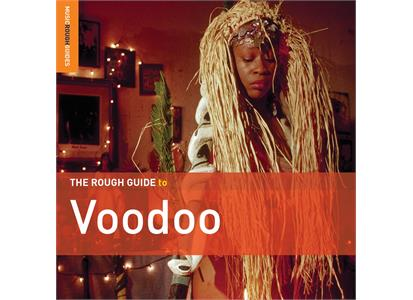 RGNET1275LP World Music Network  Diverse Artister Rough Guide To Voodoo (LP)