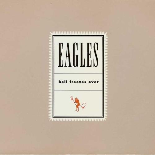 060257718985 Universal  Eagles Hell Freezes Over (2LP)