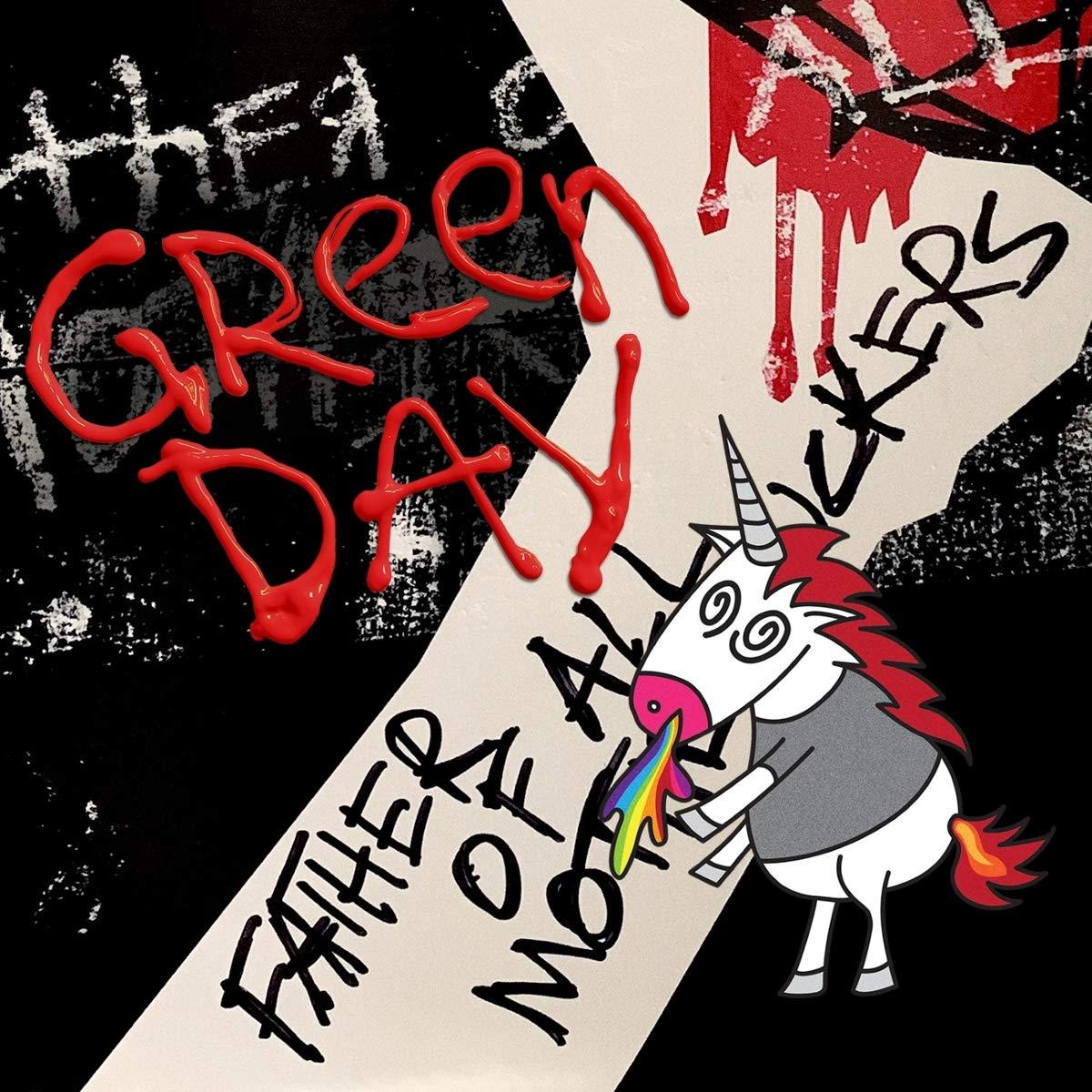 0093624897644 Reprise  Green Day Father Of All... (LP)