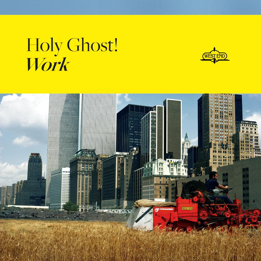 4050538488937 West End  Holy Ghost Work (LP)