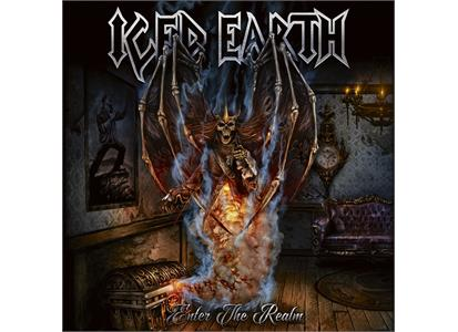 0190759170410 Century Media  Iced Earth Enter the Realm (12'')