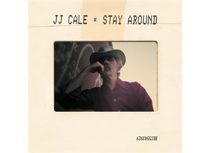 506052543929 Because Music  J.J. Cale Stay Around (2LP)