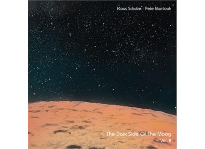 MOVLP2480 Music on Vinyl  Klaus Schulze & Pete Namlook Dark Side of the Moog, Vol. 8 (2LP)